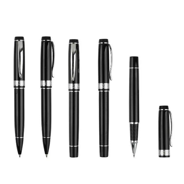 Cheap engrave barrel metal twist style ball pen with custom engraved logo yiwu pen