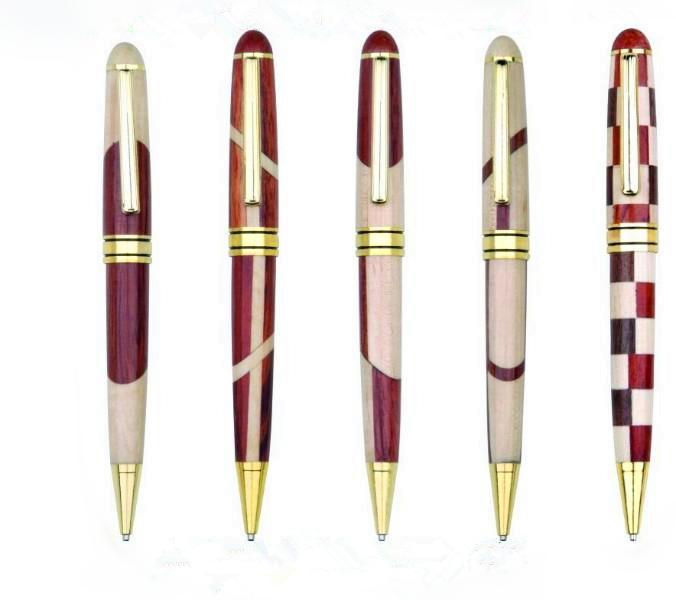wooden pen