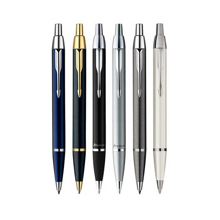 2-Color ball pen Metal Pen with 2 heads yiwu pen