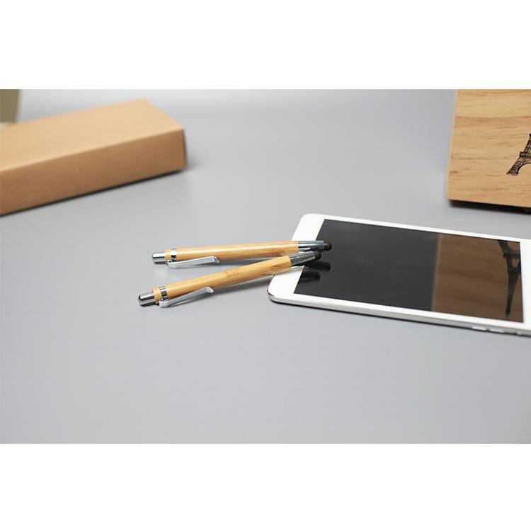gift set wholesale good quality Bamboo Pen Box Set Wooden Box yiwu pen